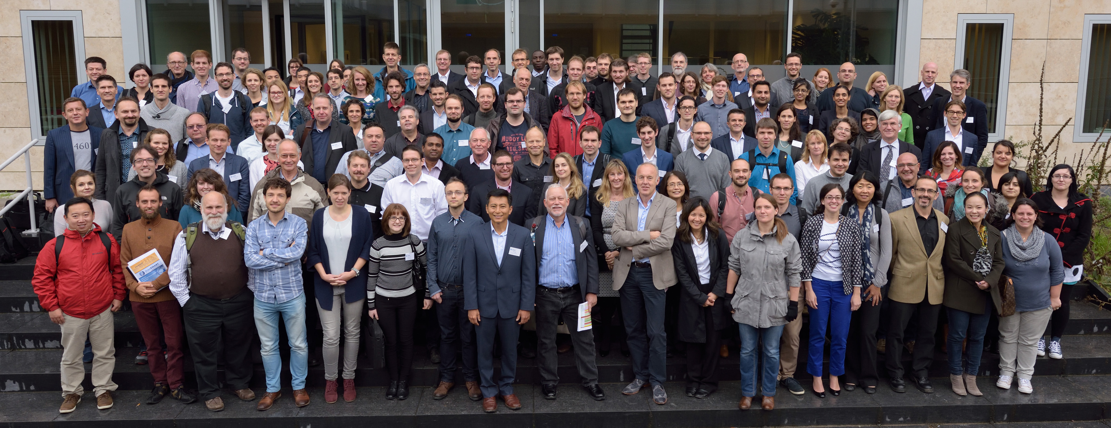 001: 2015 Annual Meeting Group Photo