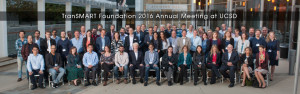 Group Photo:  tranSMART Foundation 2016 Annual Meeting